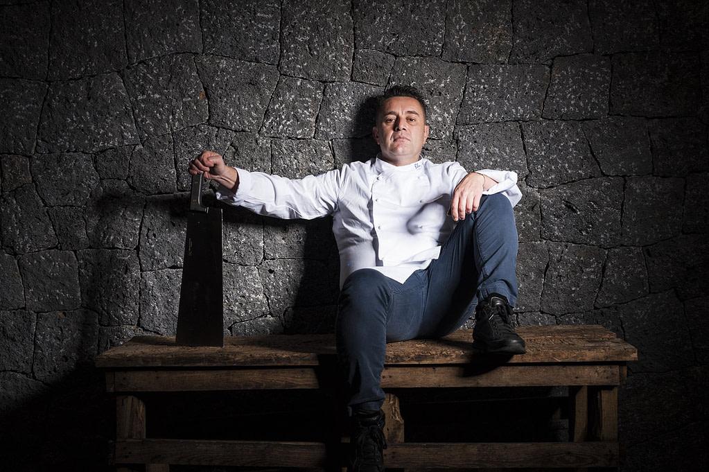 Chef Alfio Visalli - Mastro Salatore